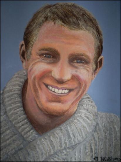 Steve McQueen par MichelleNicole